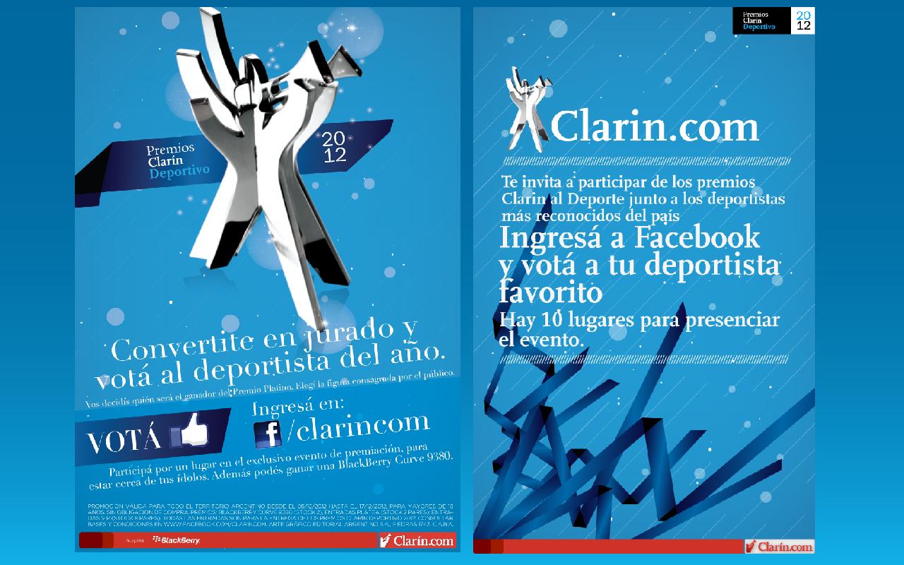 Premios Clarín Deporte 2012