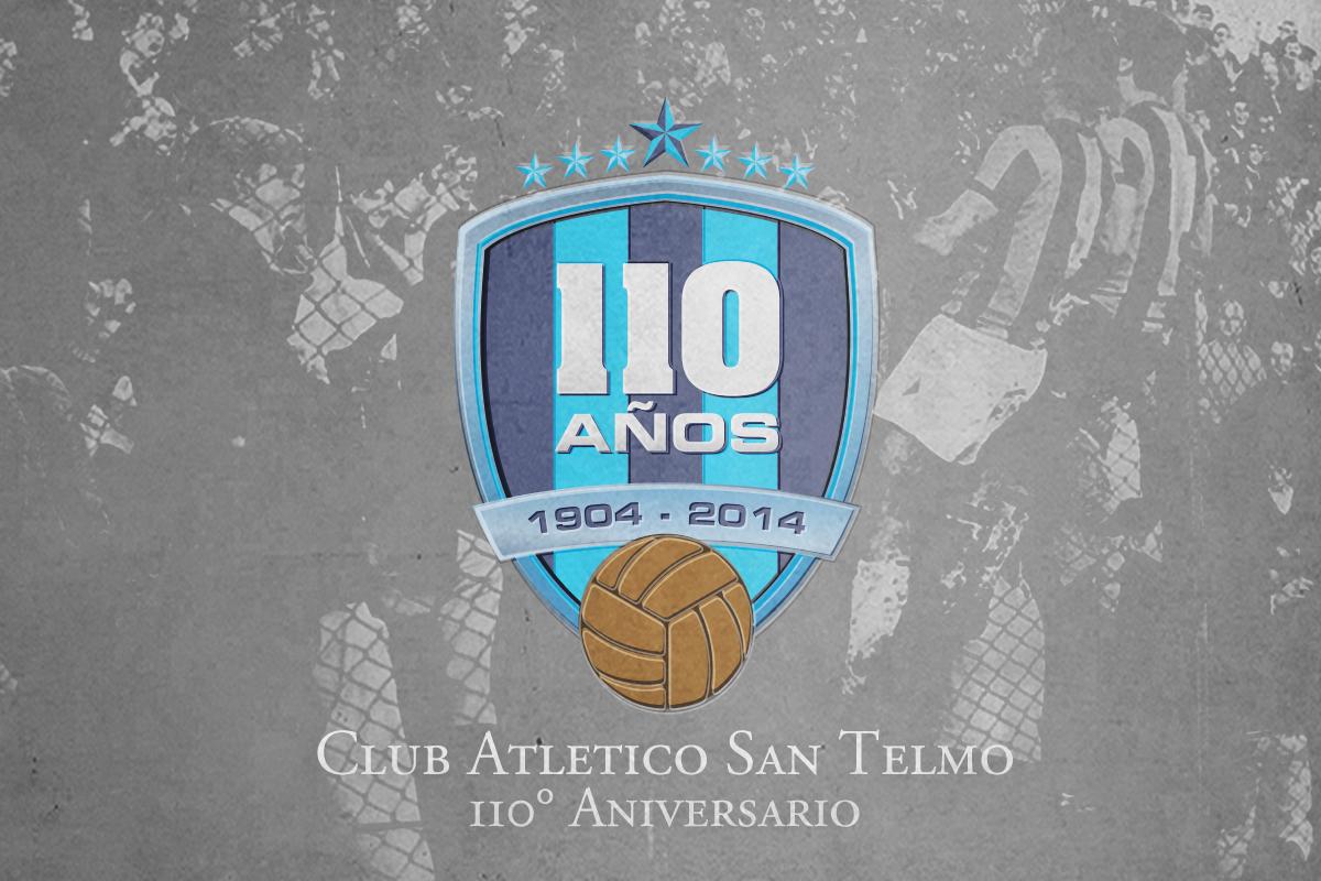110º Aniversario del Club Atlético San Telmo