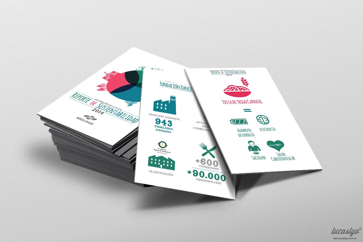 Reporte de Sustentabilidad 2014 – Molinos