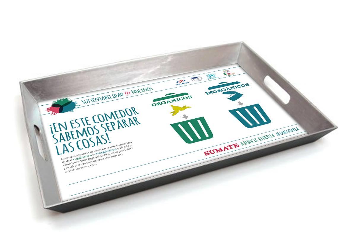Food Waste – Molinos Río de la Plata